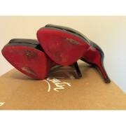 Lust4labels Christian Louboutin Palais Royale Black Patent Pumps 6 37-900x900
