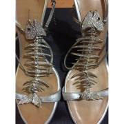 giuseppe zanotti fish bone crystal sandals 4-900x900