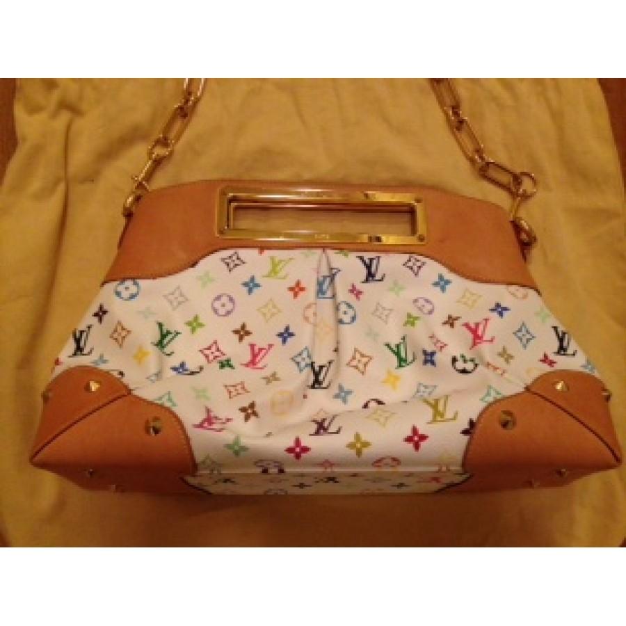 2a1b4f933fd0 ... Vuitton White Multicolor Judy GM Gold Chain Shoulder Bag Purse. Return  to Previous Page. Out. of stock. judy8-900x900 lightbox · lightbox ·  lightbox