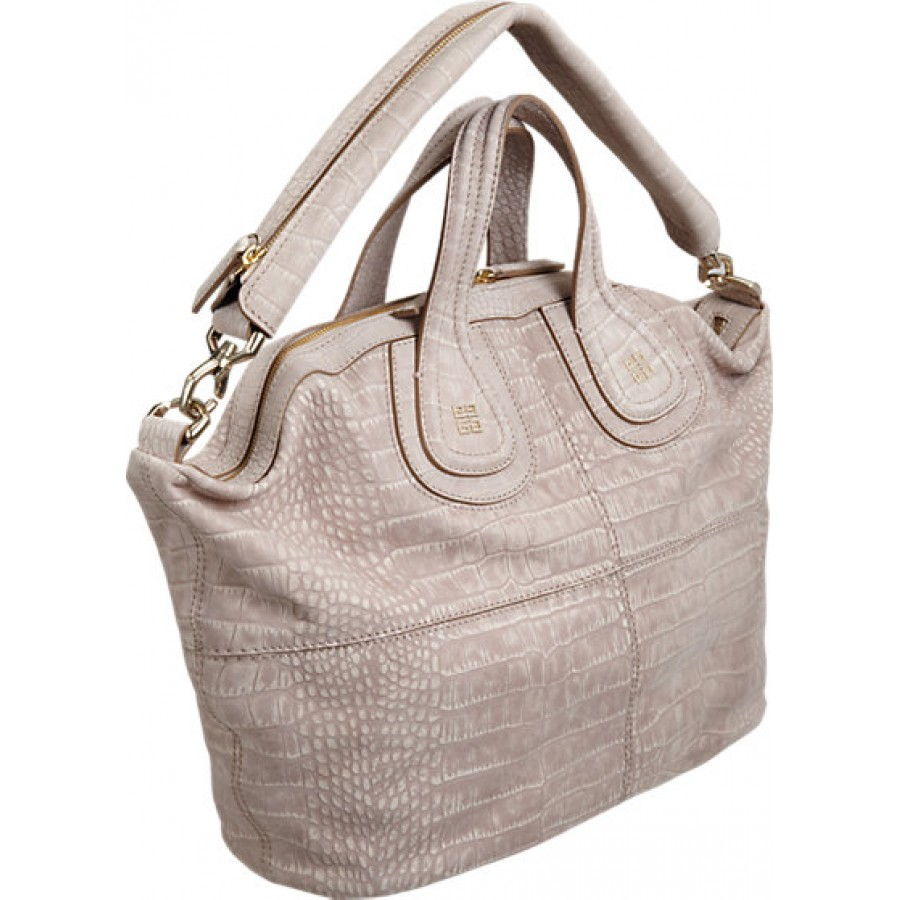 c34c9276a1 Givenchy Blush Croc Stamped Medium Nightingale Bag Purse Lust4Labels  9-900x900