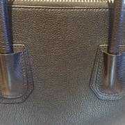 Givenchy Medium Antigona Black Sugar Goatskin Leather Bag Purse Lust4labels 10