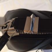 Givenchy Medium Antigona Black Sugar Goatskin Leather Bag Purse Lust4labels 2