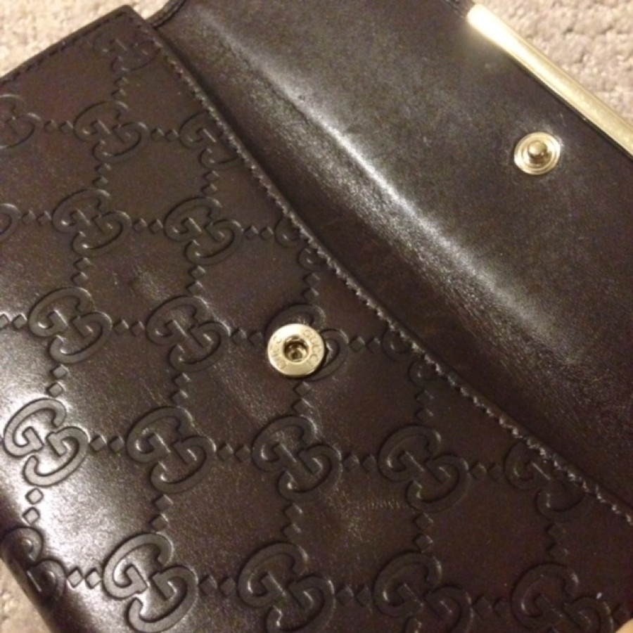 fb4c5c6dce1 Lust4labels Gucci Guccissima Brown Leather Continental Wallet 5-900x900