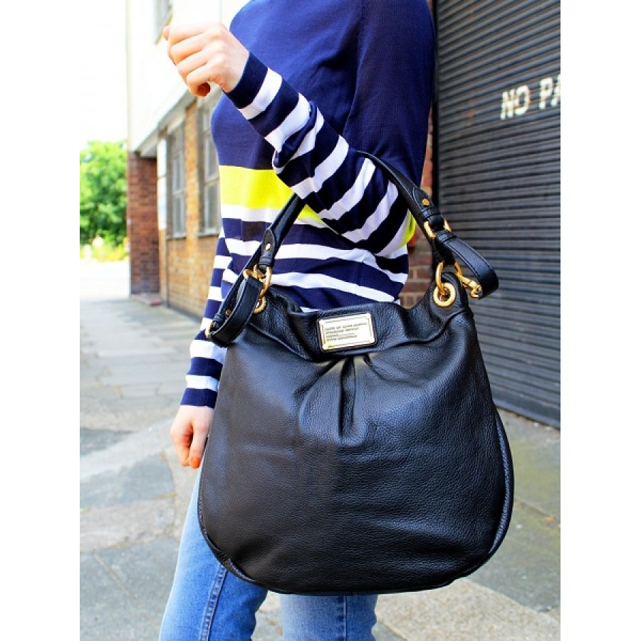 f17136847bed ... Jacobs Black Gold Leather Hobo Hillier Shoulder Crossbody Bag. Return  to Previous Page. Out. of stock. MARC-900x900 (1) lightbox · lightbox