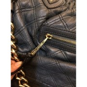 Marc Jacobs Classic Navy Blue Stam Gold Chain Bag Purse Lust4Labels 3-900x900