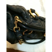 Marc Jacobs Classic Navy Blue Stam Gold Chain Bag Purse Lust4Labels 8-900x900