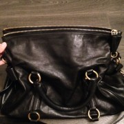 Miu Miu Large Bow Black Leather Bag GHW Lust4Labels 10-900x900