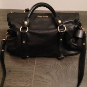 Miu Miu Large Bow Black Leather Bag GHW Lust4Labels 5-900x900