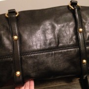 Miu Miu Large Bow Black Leather Bag GHW Lust4Labels 6-900x900