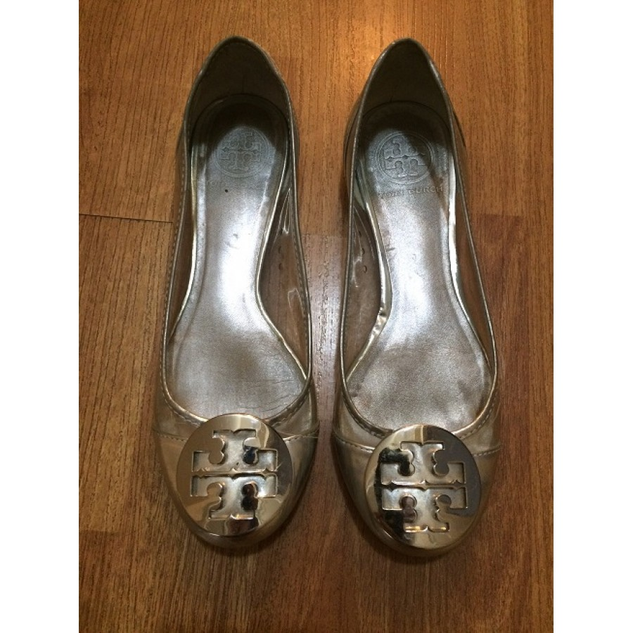 Tory Burch Audrey PVC Flats outlet geniue stockist free shipping 2014 newest iid1Dri