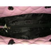 chanel cambon cc logo pink tote purse bag 7-900x900