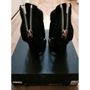 giuseppe zanotti black gold studded alien sandals heels 3-900x900