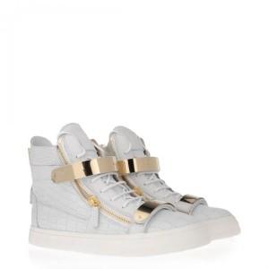 giuseppe zanotti ringo white croc sneakers-900x900