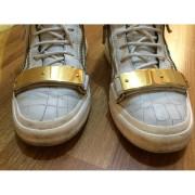 giuseppe zanotti white gold ringo croc embossed sneakers 4-900x900