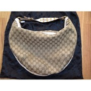 gucci monogram canvas logo white leather studded hobo bag purse 1-900x900