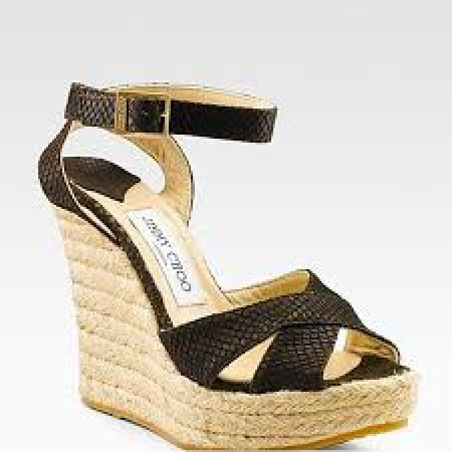 FOOTWEAR - Espadrilles Jimmy Choo London Sale Browse Cheap With Mastercard Buy Cheap 100% Guaranteed Pick A Best Cheap Price p4GxnBi