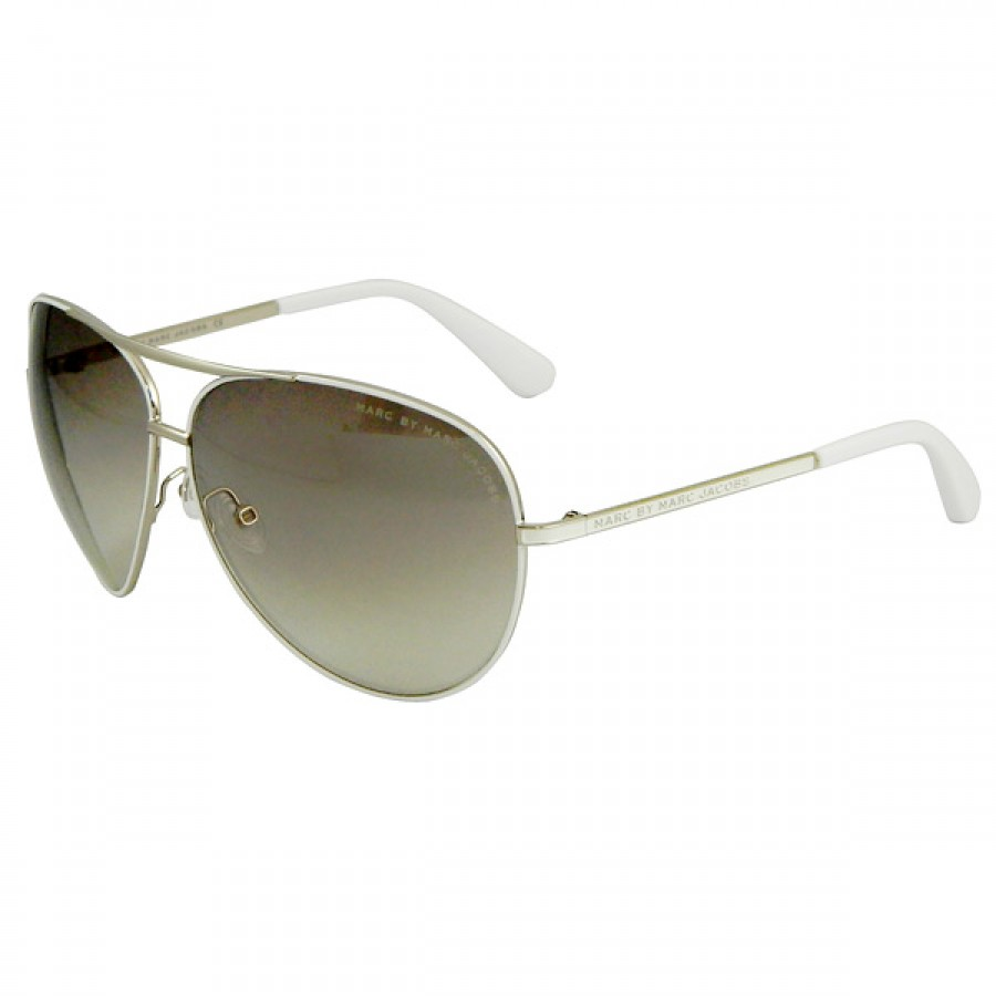 df7b6d0ae372 ... Marc Jacobs 221S White Rim Grey Aviator Sunglasses. Return to Previous  Page. Out. of stock. mbmj mmj221yrh7w-900x900
