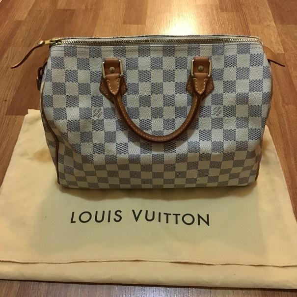 Сумка Louis Vuitton Оригинал - avitoru