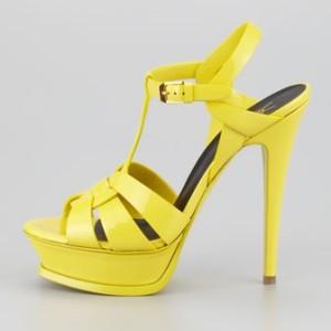 ysl tribute yellow