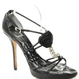Christian Dior Rosette Sandls