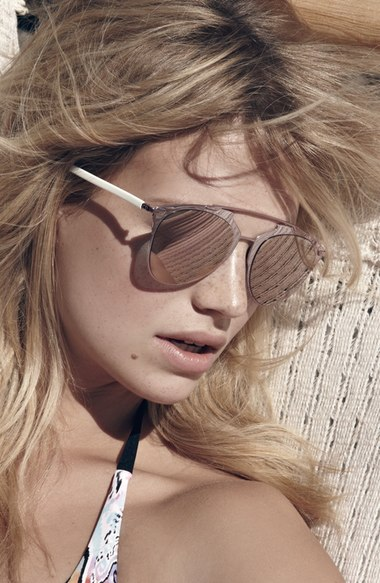 d49d8f827985 Christian Dior So Real Reflected 52mm Rose Gold Mirror Sunglasses  Lust4Labels 2