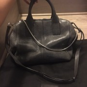 alexander-wang-grey-pebbled-leather-jamie-satchel-tote-bag-purse-lust4labels-1