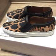 Givenchy Skate Basse Leopard Print Leather Slip On Sneakers Lust4Labels 4
