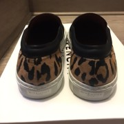 Givenchy Skate Basse Leopard Print Leather Slip On Sneakers Lust4Labels 5