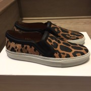 Givenchy Skate Basse Leopard Print Leather Slip On Sneakers Lust4Labels 6