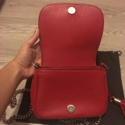 gucci-gg-mini-soho-disco-red-pebbled-leather-bag-chain-purse-lust4labels-4