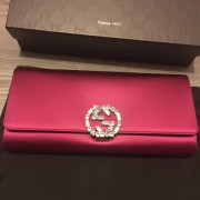 gucci-hot-pink-fuschia-satin-swarovski-gg-detail-clutch-bag-purse-lust4labels-2