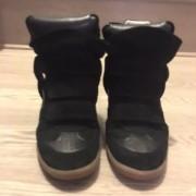 isabel-marant-suede-leather-black-bekett-sneaker-wedges-lust4labels-1