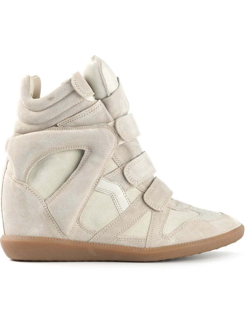 f2433ab3e6f6 ... Leather Suede Bekett Sneaker Wedge Shoes SZ 37 7. Return to Previous  Page. Out. of stock. isabel-marant-white-1