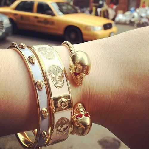 A Mcqueen Bangle 2