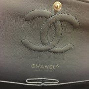 Chanel Classic Purple Quilted Lambskin Medium Flap Bag Purse SHW Lust4Labels 10
