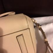Givenchy Nude Pink Blush Sugar Calf Leather Mini Antigona Bag Purse Lust4Labels 10