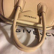 Givenchy Nude Pink Blush Sugar Calf Leather Mini Antigona Bag Purse Lust4Labels 4