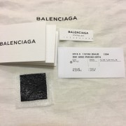 Balenciaga Classic Black Distressed Glazed Lamb Leather City Bag Purse GHW Lust4Labels 12