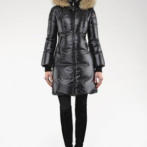 Mackage Classic Black Down Aurelia Fur Trimmed Puffer Jacket XXS Lust4Labels 1