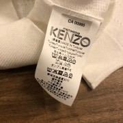 Kenzo White Pullover Tiger Sweater XS Lust4Labels 4