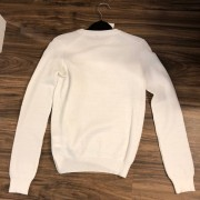 Kenzo White Pullover Tiger Sweater XS Lust4Labels 5