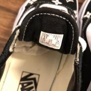 Custom Classic Vans Black Old Skool LV print SZ 7 Womens Lust4Labels 5