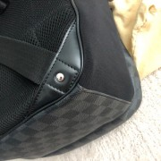 Louis Vuitton Damier Graphite Black Canvas Michael Backpack Lust4Labels 18