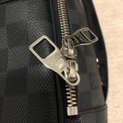 Louis Vuitton Damier Graphite Black Canvas Michael Backpack Lust4Labels 2
