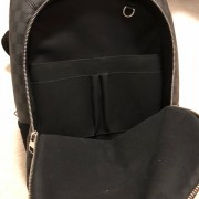 Louis Vuitton Damier Graphite Black Canvas Michael Backpack Lust4Labels 9
