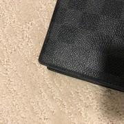 Louis Vuitton Damier Graphite Brazza Contintental Wallet Lust4Labels 12