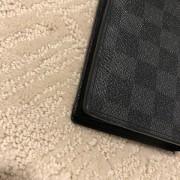 Louis Vuitton Damier Graphite Brazza Contintental Wallet Lust4Labels 14