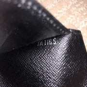 Louis Vuitton Damier Graphite Brazza Contintental Wallet Lust4Labels 6