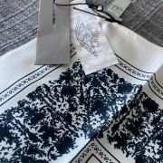 Air Jordan Dior White Blue Silk Bandana Square Scarf Lust4Labels 3