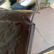 Louis Vuitton Vernis Amarante Sarah Continental Wallet Lust4Labels 10